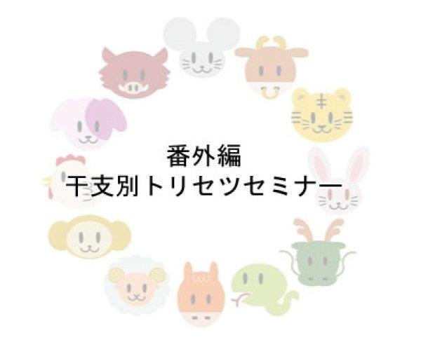 画像1: 「番外編【干支別トリセツ】」録画セミナー (1)